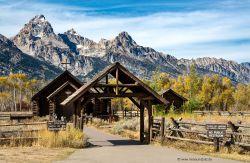 USA-Wyoming-Gran-Teton-Chapel-Fotoreise