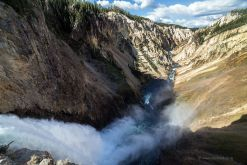 USA-Wyoming-Yellostone-Grand-Canyon-Wasserfall-Fotoreise